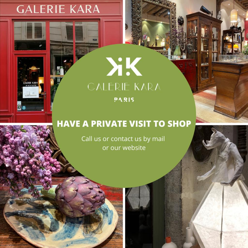 private shopping galerie kara paris